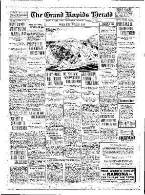 Grand Rapids Herald, Wednesday, August 8, 1917