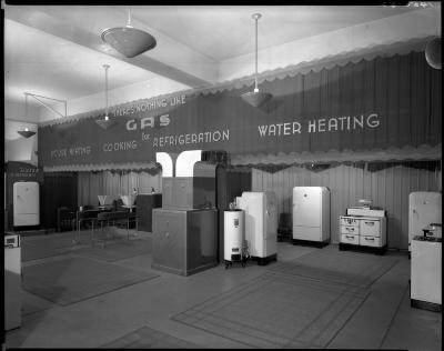 Gas Company exhibit