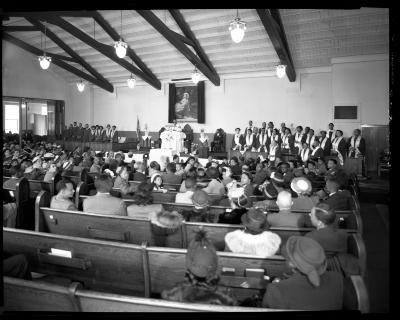 Community Methodist Episcopal Church Easter Service