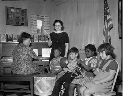 Community Chest, Children's Rhythm Band