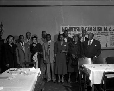 NAACP Membership campaign