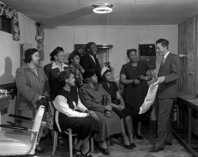 NAACP, group photo