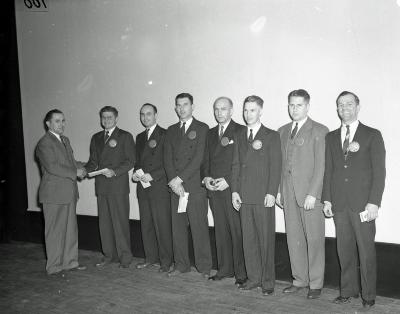 General Motors Co. Show at Keith's Theatre