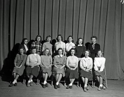 East Grand Rapids High School (Interlochen) Student groups