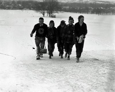Winter Sports at Kent Country Club