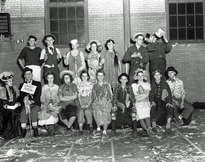 East Grand Rapids School party