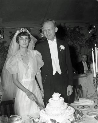 Lockwood wedding reception