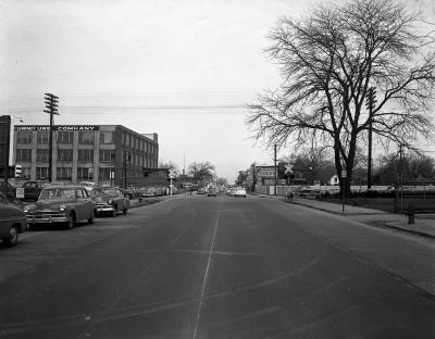 Division Avenue near Cottage Grove