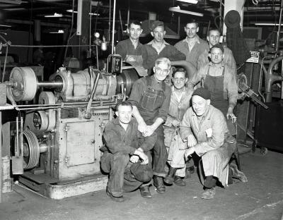 Rapids Standard Co. Inc. employees