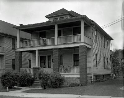 Frank McKay houses