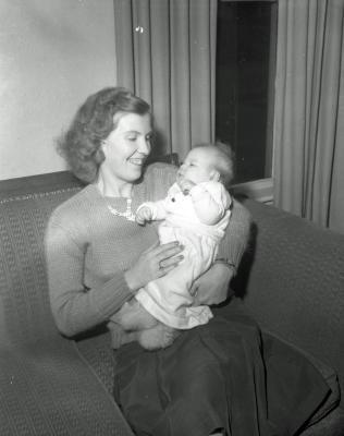 J. Paynter baby
