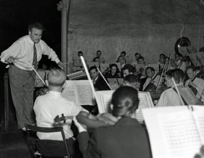 Orchestra at John Ball Park