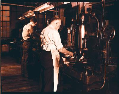 Bissell Company, Sweeper manufacturing process