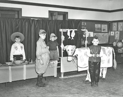 East Grand Rapids School, group
