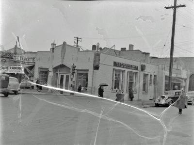 Bank Robbery, Division at Hall Street