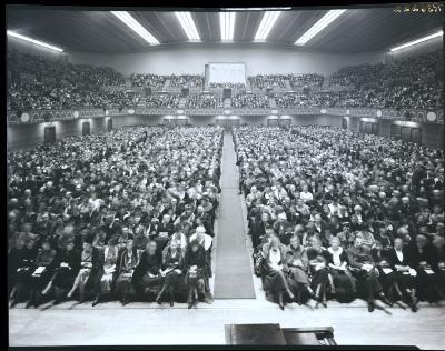 Civic Auditorium interior