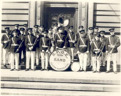 Elk's Band