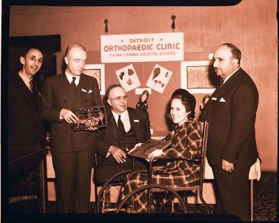 Orthopedic Convention, Pantlind