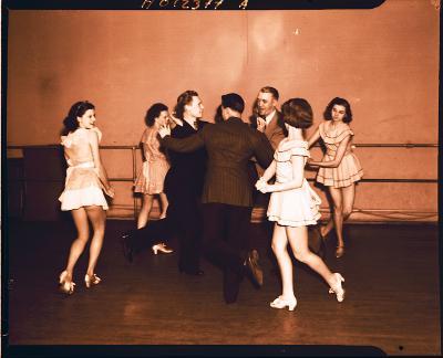 Osterhouse Studio, Big Apple dance