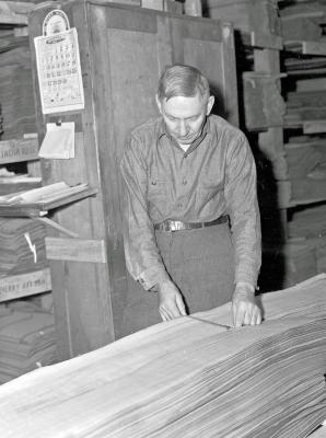 Robert W. Irwin Company, Jack Weaver and others