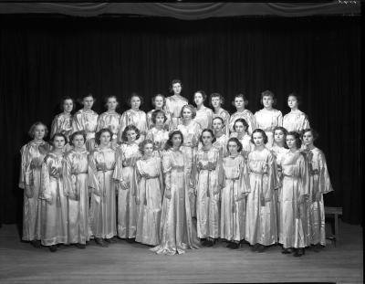 Mount Mercy Choir
