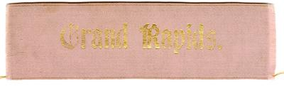 Grand Rapids ribbon