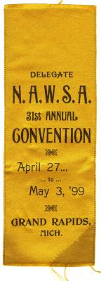 N.A.W.S.A., ribbon