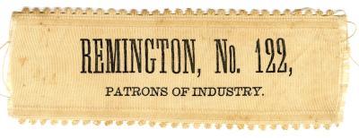 Remington ribbon
