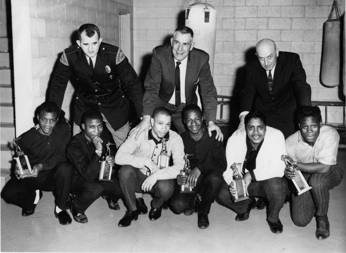 Golden Glove Champions, 1962