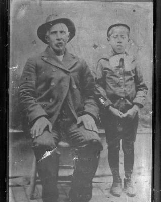 Virginia Glenn Grandfather and uncle