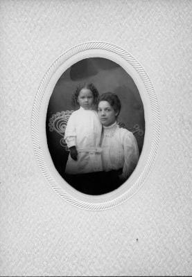 William Glenn and Mother