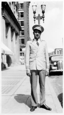 William Glenn, 1939 - age 36