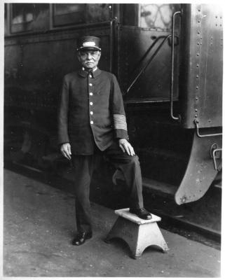Train porter