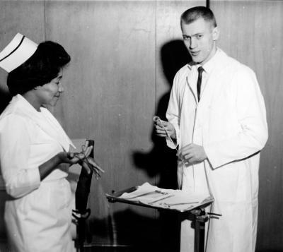 Medical personnel