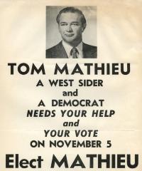Thomas C. Mathieu, Sr. papers