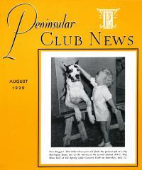 Peninsular Club News