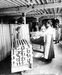 Photographs from the Furniture Manufacturers Association