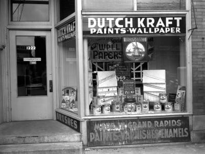 Dutch Craft Paint and Wallpaper Store