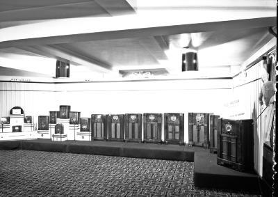 RCA Victor Display