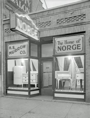 Murrow Appliance Shop