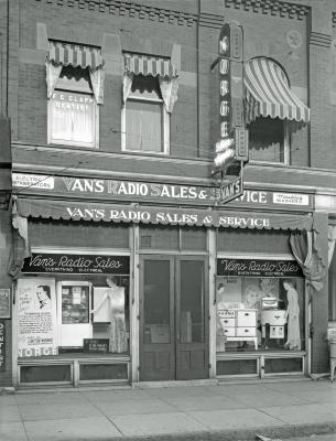 Van's Radio Sales and Service