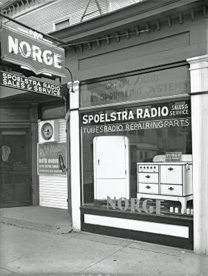 Spoelstra Radio Shop