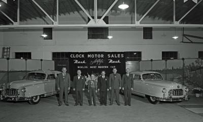 Nash automobiles