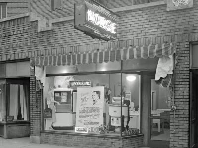 H. F. Cole Appliance Shop