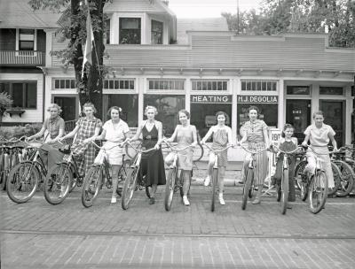 Ramona Cycle Club