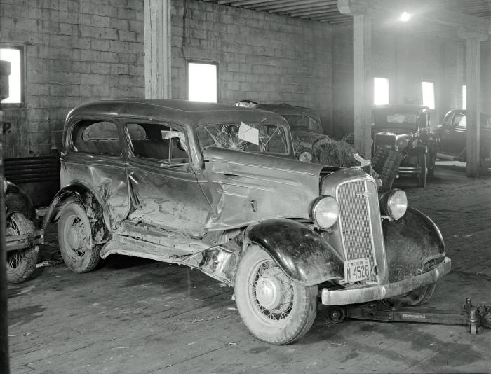 Damage Automobile