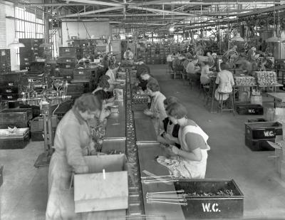 Winters and Crampton Factory and Offices