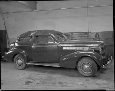 Voet and Company, Damaged Automobile