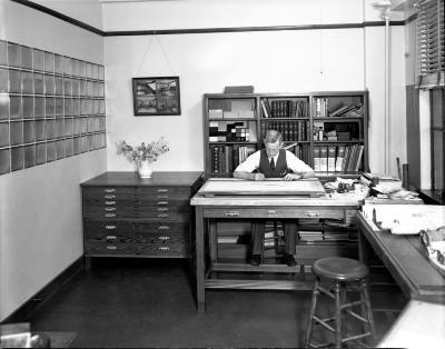 Allen, Roger, Office
