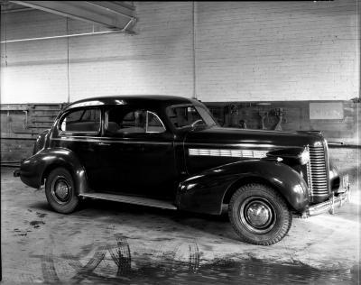 Buick automobile